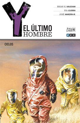 Imagen de Y, EL ÚLTIMO HOMBRE NÚM. 02: CICLOS