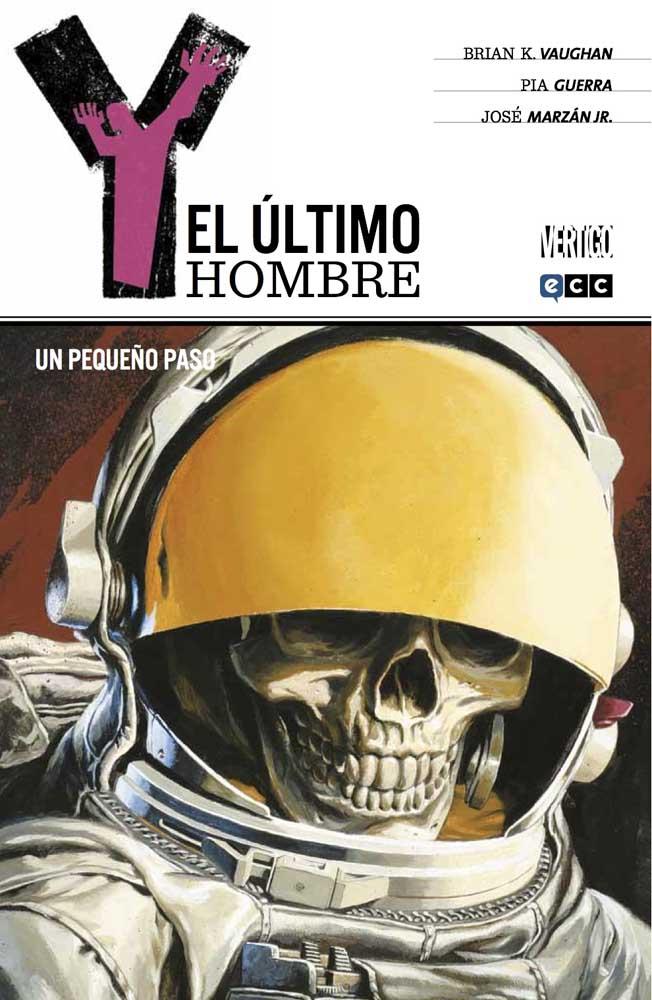 Imagen de Y, EL ÚLTIMO HOMBRE NÚM. 03: UN PEQUEÑO PASO
