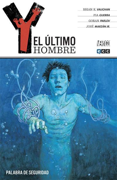 Imagen de Y, EL ÚLTIMO HOMBRE NÚM. 04: PALABRA DE SEGURIDAD