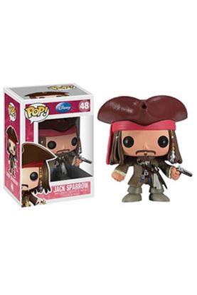 Imagen de Piratas del Caribe POP! Jack Sparrow