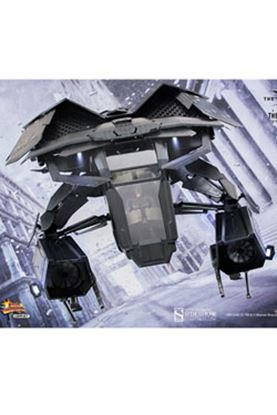 Imagen de Batman The Dark Knight Rises Vehículo The Bat