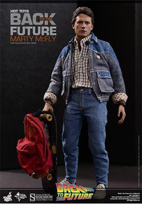 Imagen de Regreso al Futuro Figura Marty McFly