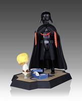 Foto de Star Wars Maquette Darth Vader and Son