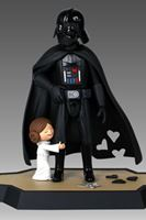 Imagen de Star Wars Maquette y Libro Darth Vader´s Little Princess