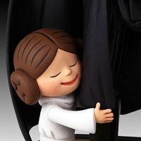 Foto de Star Wars Maquette y Libro Darth Vader´s Little Princess