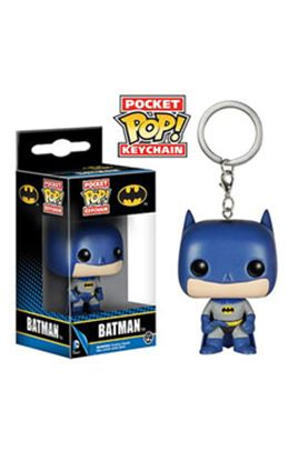 Imagen de DC Comics POP! Vinyl Llavero Batman