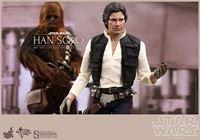Foto de Star Wars Figura Han Solo 1/6 Hot toys