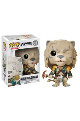 Imagen de Magic the Gathering POP! Vinyl Figura Ajani Goldmane