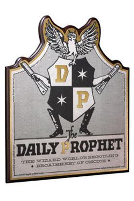 Imagen de Harry Potter Escudo Daily Prophet