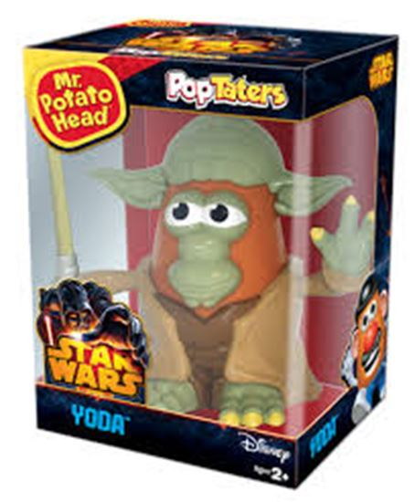 Foto de  FIGURA MR POTATO STAR WARS : YODA 17 CM