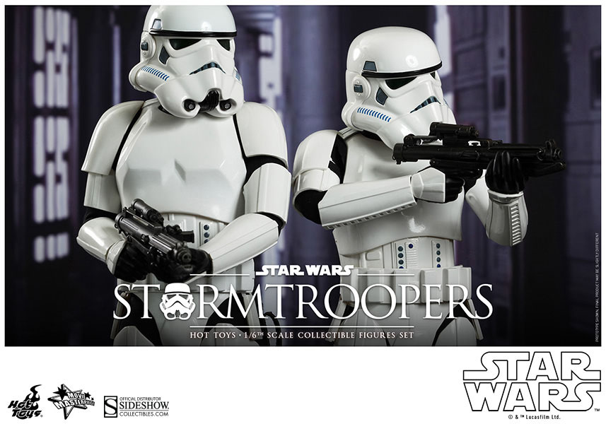 Imagen de Star Wars Pack Figuras Stormtroopers