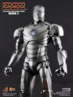 Imagen de Iron Man Figura Iron Man Mark II