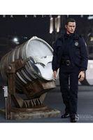 Imagen de The Dark Knight Rises Figura John Blake with Bat-Signal