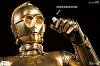 Foto de Star Wars Figura 1/6 C-3PO 30 cm