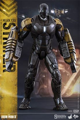 Imagen de Iron Man 3 Figura Iron Man Mark XXV Striker