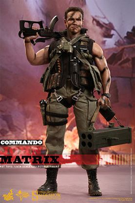 Imagen de Commando Figura John Matrix
