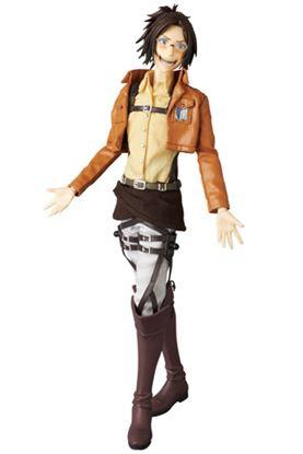 Imagen de Attack on Titan Figura RAH 1/6 Hanji Zoe 30 cm