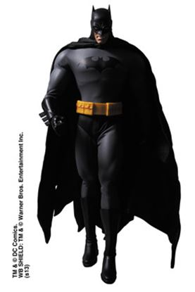Imagen de DC Comics Figura RAH 1/6 Batman (Batman Hush) Black Version 30 cm
