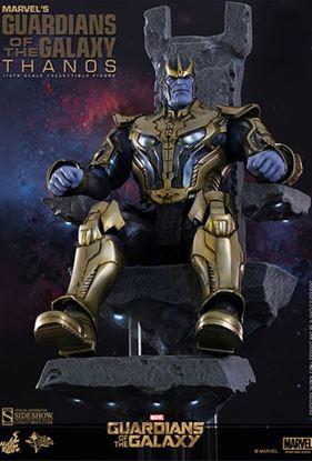 Imagen de Guardianes de la Galaxia Figura Movie Masterpiece 1/6 Thanos 38 cm