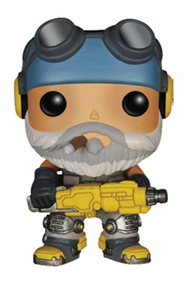 Foto de Evolve POP! Games Vinyl Figura Hank 9 cm