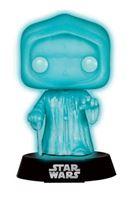Imagen de Star Wars Cabezón POP! Vinyl Holographic Emperor Glow-In-The-Dark 9 cm
