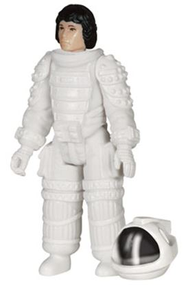 Imagen de Alien ReAction Figura Spacesuit Ripley 10 cm