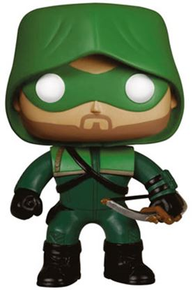 Imagen de Arrow Figura POP! Television Vinyl The Arrow 9 cm