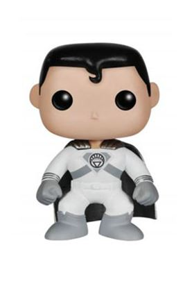 Imagen de DC Comics POP! Heroes Vinyl Figura White Lantern Superman Exclusive 9 cm