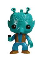 Imagen de Star Wars Cabezón POP! Vinyl Greedo Black Box Re-Issue 9 cm