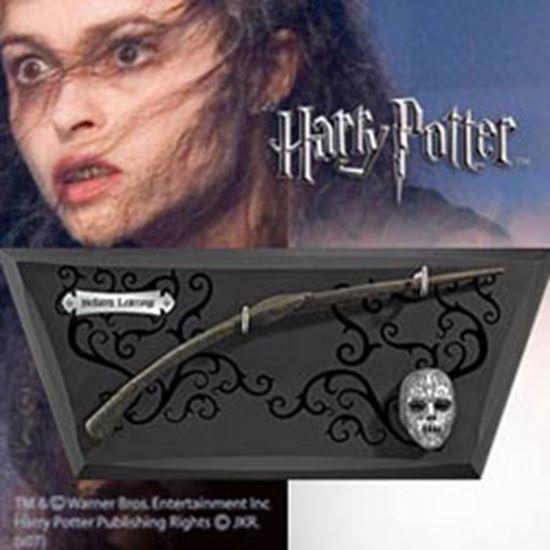 Foto de Harry Potter Réplica Varita mágica de Bellatrix Lestrange 35 cm