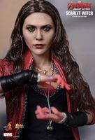 Imagen de Vengadores La Era de Ultrón Figura Movie Masterpiece 1/6 Scarlet Witch 28 cm