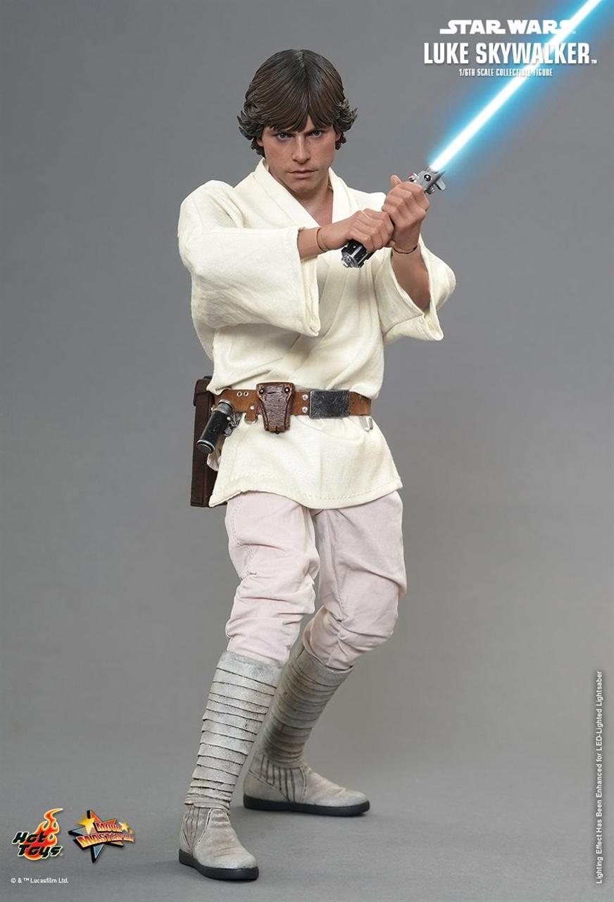 Imagen de Star Wars Figura Movie Masterpiece 1/6 Luke Skywalker 28 cm