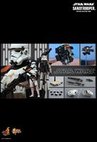Foto de Star Wars Figura Movie Masterpiece 1/6 Sandtrooper 30 cm