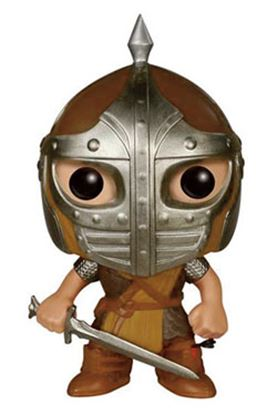 Imagen de The Elder Scrolls V Skyrim POP! Games Vinyl Figura Whiterun Guard Limited Edition 9 cm