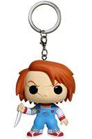 Imagen de Chucky el muñeco diabólico Llavero Pocket POP! Vinyl Chucky 4 cm