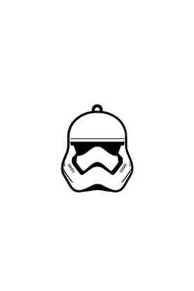 Imagen de Star Wars Episode VII Llavero caucho Stormtrooper 6 cm