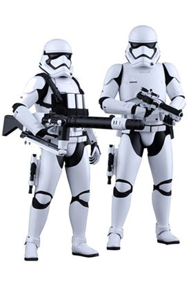 Imagen de Star Wars Episode VII Pack de 2 Figuras Movie Masterpiece 1/6 First Order Stormtroopers