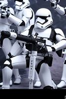 Foto de Star Wars Episode VII Figura Movie Masterpiece 1/6 First Order Heavy Gunner Stormtrooper 30 cm