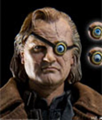 Imagen de Harry Potter My Favourite Movie Figura 1/6 Mad-Eye Moody 30 cm