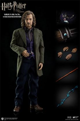 Imagen de Harry Potter My Favourite Movie Figura 1/6 Sirius Black 30 cm