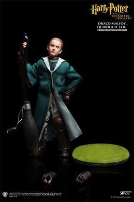 Imagen de Harry Potter My Favourite Movie Figura 1/6 Draco Malfoy Quidditch Ver. 26 cm
