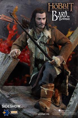 Imagen de El Hobbit Figura 1/6 Bard 30 cm