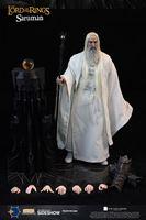 Imagen de El Señor de los Anillos Figura 1/6 Saruman 30 cm