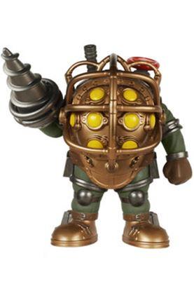 Imagen de BioShock POP! Games Vinyl Figura Big Daddy 16 cm
