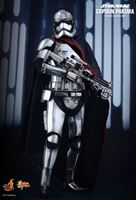 Foto de Star Wars Episode VII Figura Movie Masterpiece 1/6 Captain Phasma 33 cm