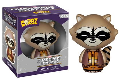 Imagen de DORBZ: GUARDIANS OF THE GALAXY - ROCKET RACCOON