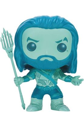 Imagen de Batman v Superman POP! Heroes Vinyl Figura Blue Aquaman 9 cm