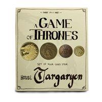 Imagen de Juego de Tronos Set de Monedas House Targaryen