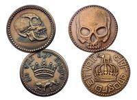 Imagen de Juego de Tronos Set de Monedas Volantis Honors Elephant & Tiger