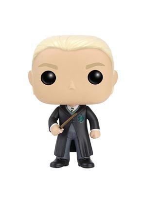 Imagen de Pop! Movies: Harry Potter - Draco Malfoy Uniforme Colegio 10 cm